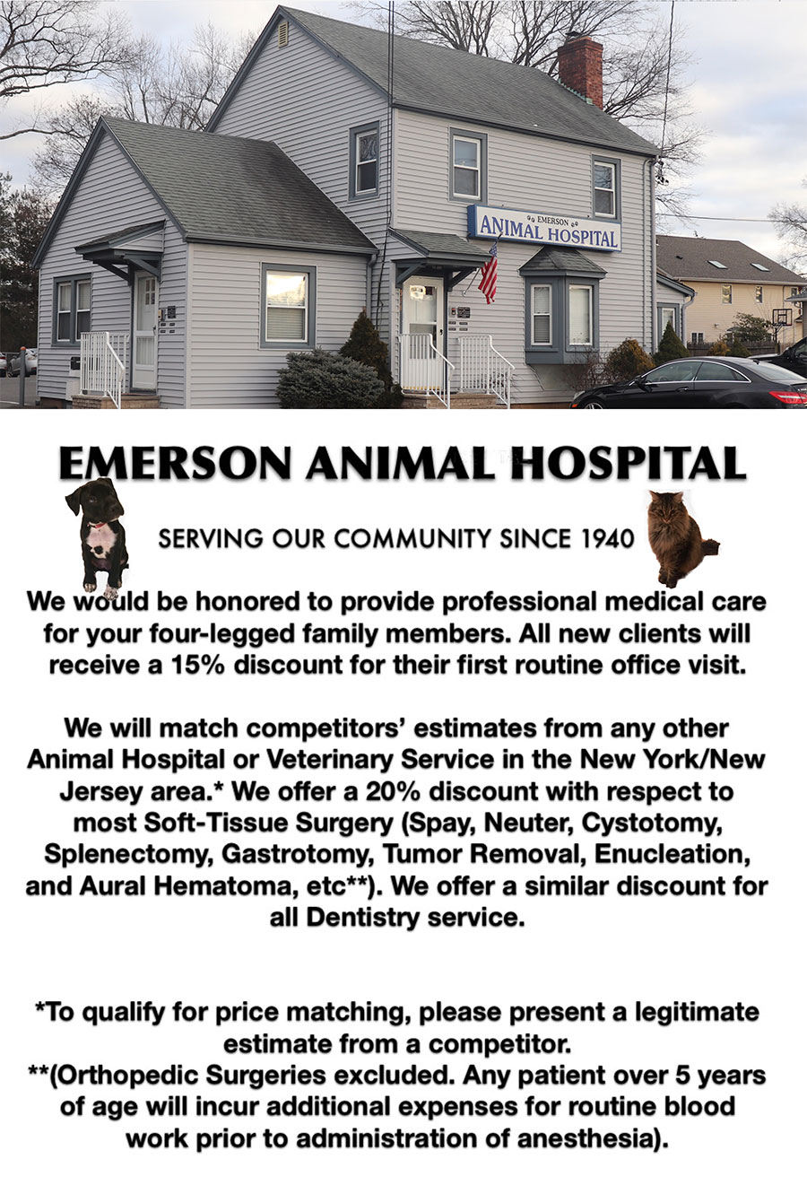 Emerson Animal Hospital